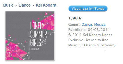 Lonely Summer Girls 2014